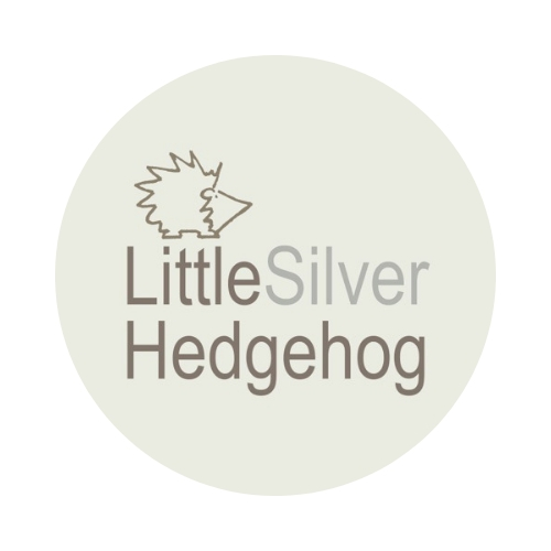 Little Silver Hedgehog logo